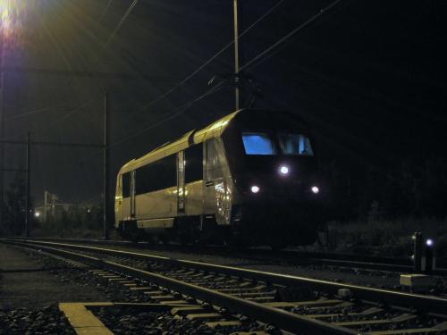 Photos au fil du rail BB 27000 001