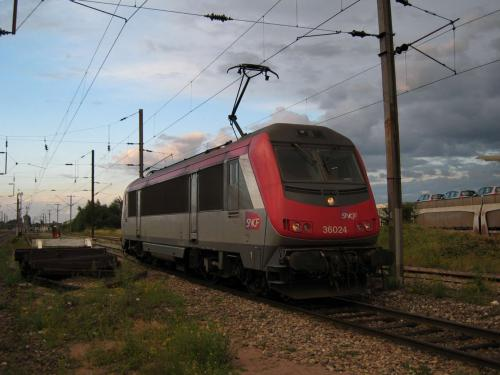 Photos au fil du rail BB 27000 002