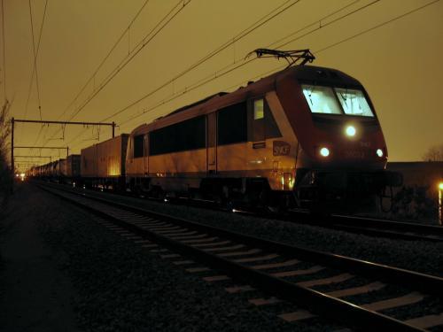 Photos au fil du rail BB 27000 003