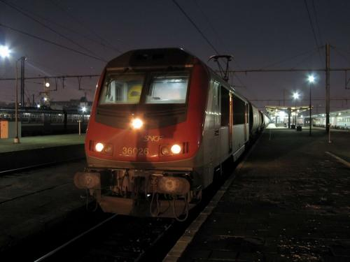 Photos au fil du rail BB 27000 004