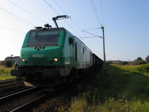 Photos au fil du rail BB 27000 004