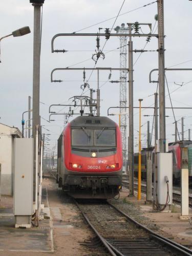 Photos au fil du rail BB 27000 005