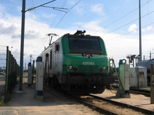 Photos au fil du rail BB 27000 005