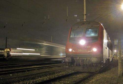 Photos au fil du rail BB 27000 006