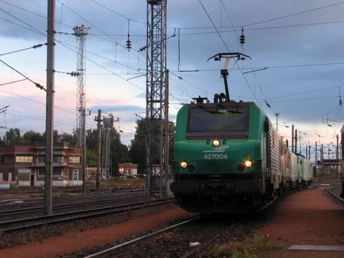 Photos au fil du rail BB 27000 006