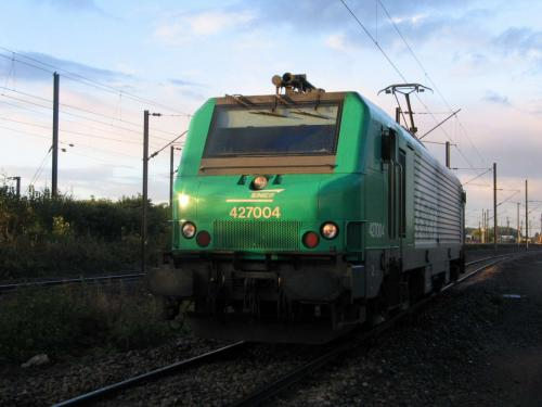 Photos au fil du rail BB 27000 007