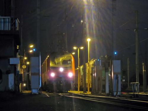 Photos au fil du rail BB 27000 008