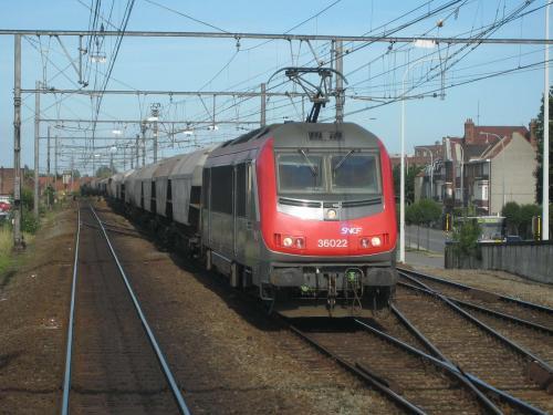 Photos au fil du rail BB 27000 009