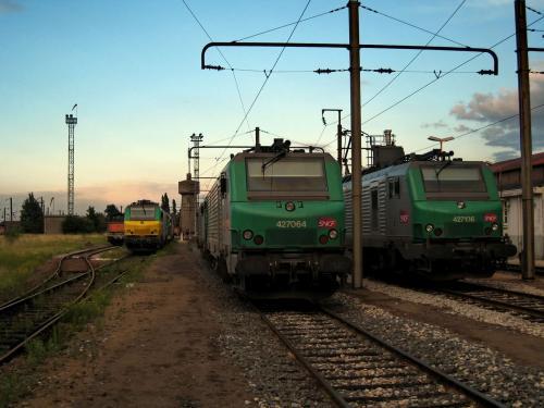 Photos au fil du rail BB 27000 012