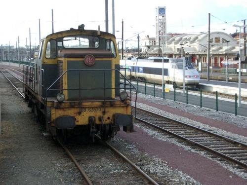 Photos au fil du rail BB 63000 0003