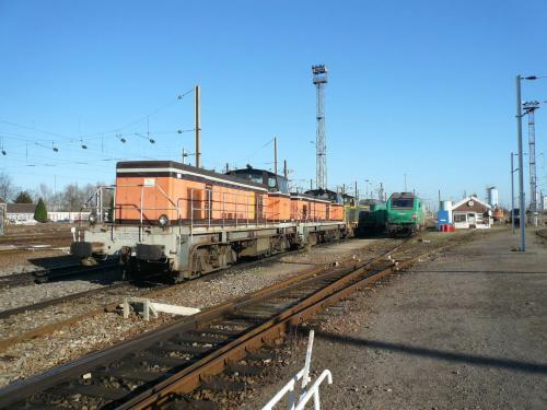 Photos au fil du rail BB 63000 0005