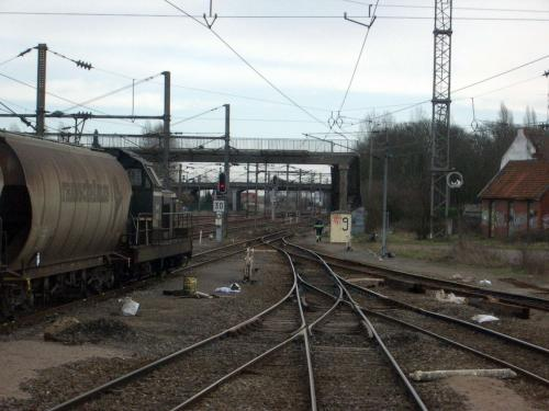 Photos au fil du rail BB 66400 002