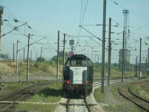 Photos au fil du rail BB 66400 003