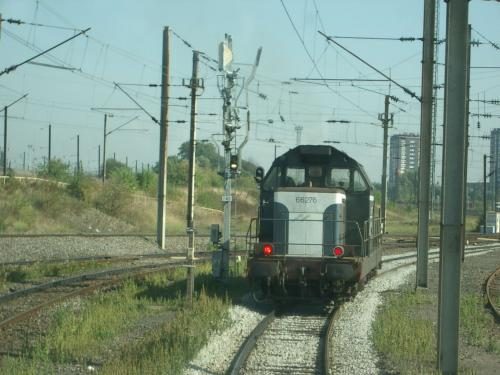 Photos au fil du rail BB 66400 004