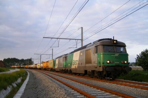 Photos au fil du rail Bb 67400 0010