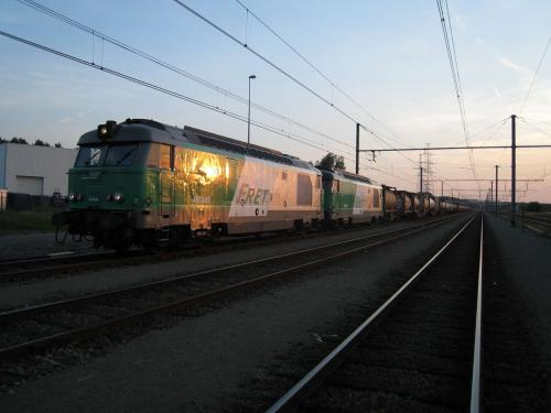 Photos au fil du rail Bb 67400 0011
