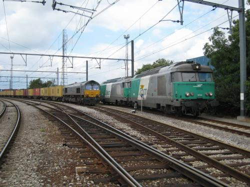 Photos au fil du rail Bb 67400 0014
