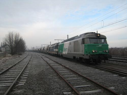 Photos au fil du rail Bb 67400 0020