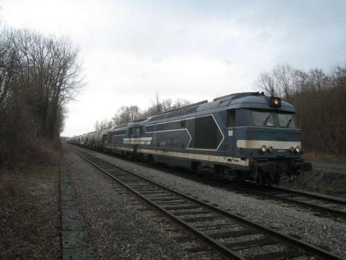 Photos au fil du rail Bb 67400 0021