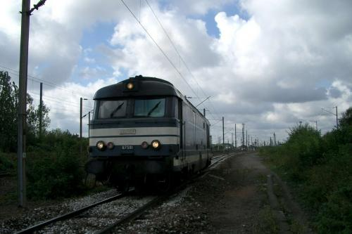 Photos au fil du rail Bb 67400 0024