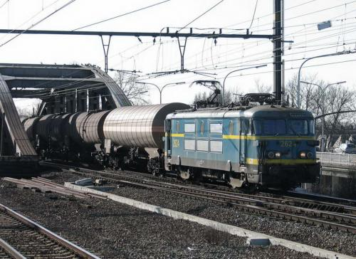 Photos au fil du rail Locomotives électriques SNCB NMBS doorrit 01