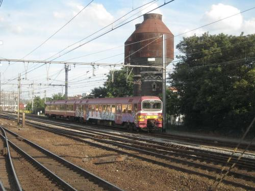 Photos au fil du rail Locomotives électriques SNCB NMBS doorrit 14