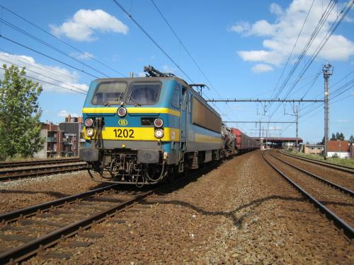Photos au fil du rail type 12 sncb 007