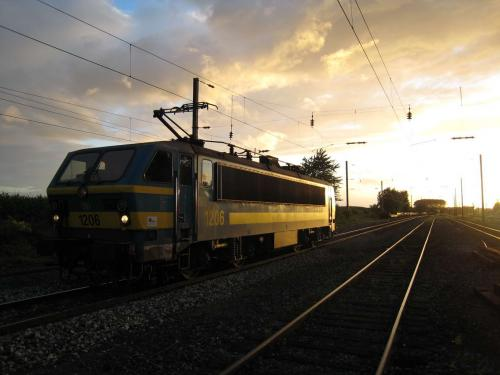 Photos au fil du rail type 12 sncb 008