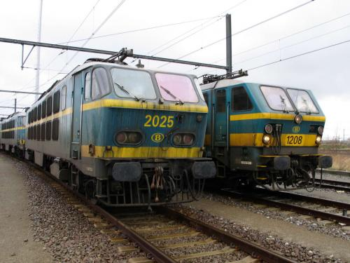 Photos au fil du rail type 12 sncb 014