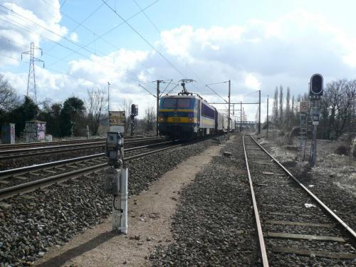 Photos au fil du rail type 12 sncb 016