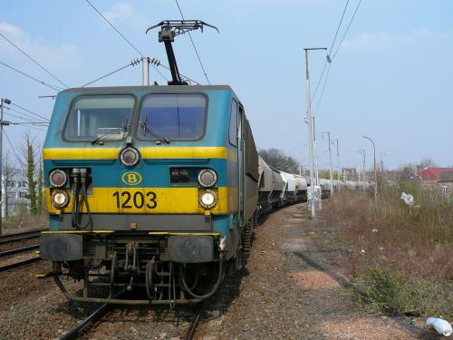 Photos au fil du rail type 12 sncb 022