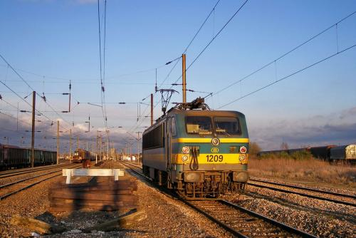 Photos au fil du rail type 12 sncb 026