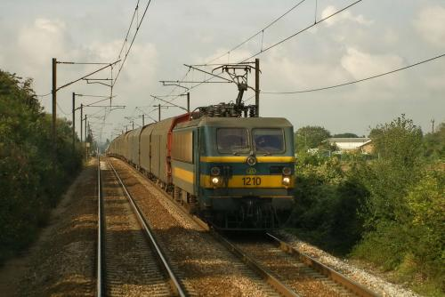 Photos au fil du rail type 12 sncb 028