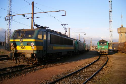 Photos au fil du rail type 12 sncb 029